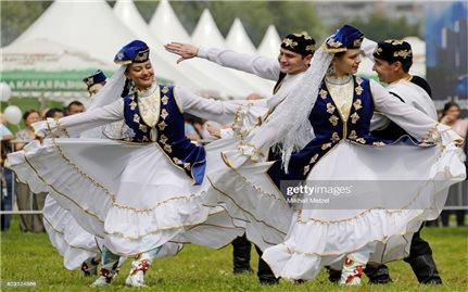 Người Tatars và nét đẹp văn hóa Âu - Á