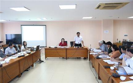Hội thảo lồng ghép giới trong Đề án Tổng thể