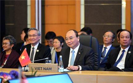 Thủ tướng dự các Hội nghị Cấp cao ASEAN với các Đối tác