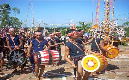 Kon H'rinh-Nơi giá trị văn hóa truyền thống được bảo tồn