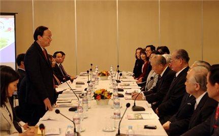 Việt Nam và Nhật Bản thúc đẩy ngoại giao nhân dân