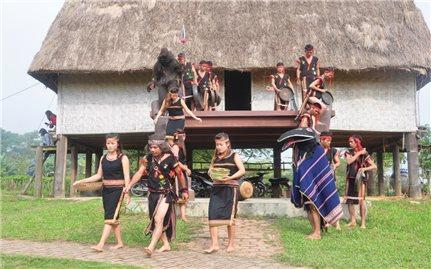 Tiếng chiêng từ làng Đăk Wơk
