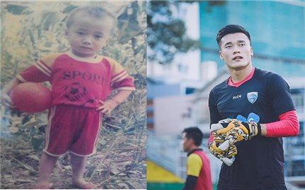 """Loạt ảnh """"dậy thì thành công"""" của sao U23 Việt Nam đốn tim cư dân mạng"""