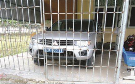 Quảng Bình: Kỷ luật giám đốc trung tâm y tế do lãng phí