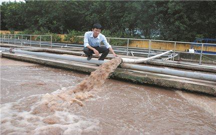 Xử lý nước thải cao su thiên nhiên tái sử dụng cho sản xuất