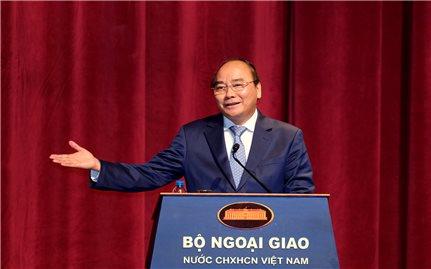 Thủ tướng: Bộ Ngoại giao phải là 'người dũng cảm' chống trì trệ