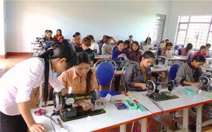 Hỗ trợ đào tạo nghề cho lao động nông thôn