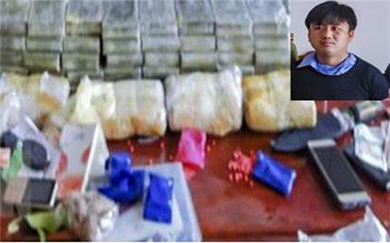 Triệt phá đường dây vận chuyển heroin và ma túy tổng hợp