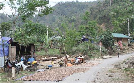Huổi Cuổng, nơi 100% hộ dân đều nghèo