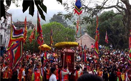 Chuẩn bị lễ kỷ niệm 1770 năm ngày mất Anh hùng dân tộc Triệu Thị Trinh và Lễ hội Bà Triệu năm 2018