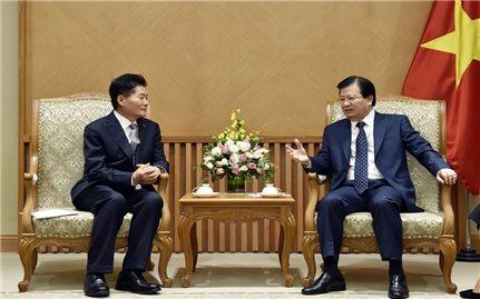 Khuyến khích hợp tác nông nghiệp Việt Nam-Hàn Quốc