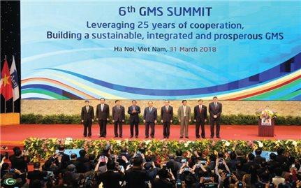 Phát triển bền vững và toàn diện tiểu vùng Mê Kông