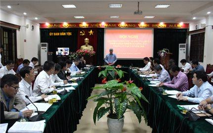 Ủy ban Dân tộc triển khai nhiệm vụ quý II năm 2018