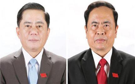 Trung ương bầu bổ sung hai Ủy viên Ban Bí thư khóa XII