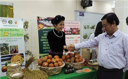Nông sản Việt Nam trên đường hội nhập: Tiêu chuẩn, chất lượng là nền tảng quan trọng