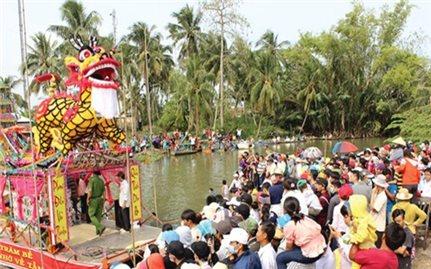 Yêu cầu rà soát quy trình tổ chức lễ hội Làm Chay