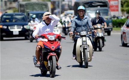 Đợt nắng nóng sẽ chấm dứt ở Đồng Bằng Bắc Bộ và Hà Nội từ chiều tối 8-5