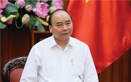 Thủ tướng Nguyễn Xuân Phúc: Nếu không xây dựng Chính phủ điện tử, Việt Nam sẽ tụt hậu