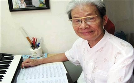 """Nhạc sĩ Nguyễn Tài Tuệ chia sẻ về ca khúc: """"Tiếng hát giữa rừng Pác Bó"""""""