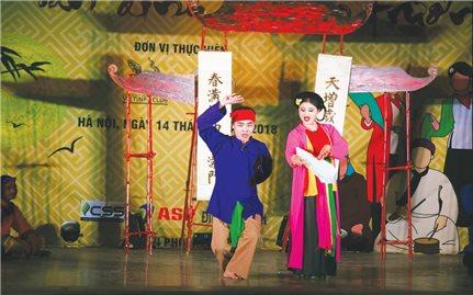 Khi giới trẻ quan tâm đến văn hóa truyền thống