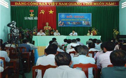 Ninh Thuận: Đẩy mạnh công tác tuyên truyền chính sách BHXH, BHYT