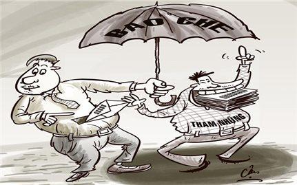 Xử lý 7 trường hợp người đứng đầu cơ quan, đơn vị để xảy ra tham nhũng
