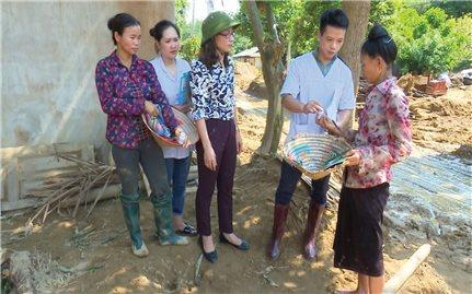 Yên Bái: Tăng cường các biện pháp phòng chống dịch bệnh sau lũ