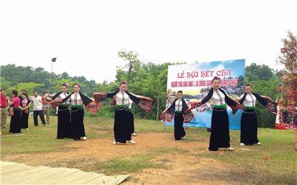 Hợp tác xã du lịch bản Áng: Bản sắc văn hóa là lợi thế phát triển
