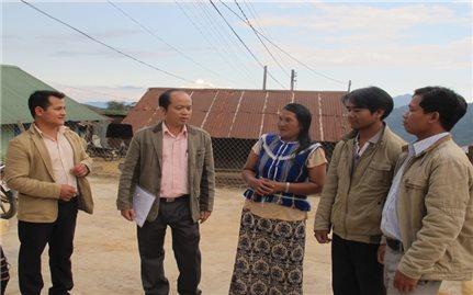 Quảng Ngãi: Chú trọng đào tạo cán bộ vùng dân tộc thiểu số