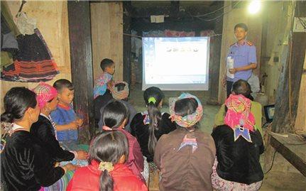Yên Bái: Đẩy mạnh phổ biến giáo dục pháp luật đến vùng sâu, vùng xa
