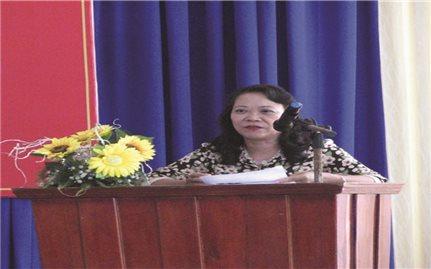 Ủy ban Dân tộc: Tập huấn triển khai Quyết định 12/2018-QĐ-TTg của Thủ tướng Chính phủ cho Người có uy tín trong đồng bào DTTS