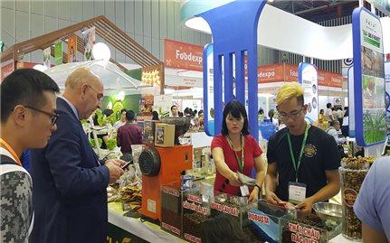Khai mạc Triển lãm Quốc tế Công nghiệp Thực phẩm Việt Nam