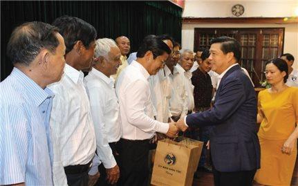 Ủy ban Dân tộc : Tiếp Đoàn đại biểu Người có uy tín tỉnh Bạc Liêu