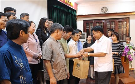 Ủy ban Dân tộc Gặp mặt Đoàn đại biểu Người có uy tín trong đồng bào DTTS tỉnh Đồng Nai