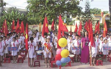 Quảng Trị: Nhiều khó khăn sau khi sáp nhập trường học