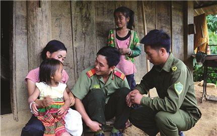 Điện Biên: Tín hiệu mới từ đấu tranh, ngăn chặn tội phạm mua bán người