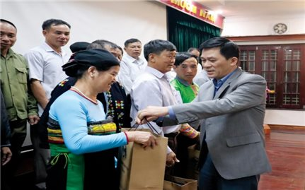 Đảng bộ cơ quan Ủy ban Dân tộc: Nỗ lực thực hiện thắng lợi Nghị quyết Đại hội XII của Đảng, tạo khí thế mới, xung lực mới