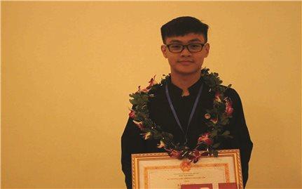 Hà Lê Huy Năng - Gương sáng học đường