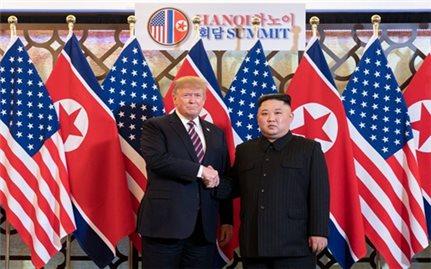 Lãnh đạo Mỹ, Triều bắt đầu ngày đàm phán thứ hai
