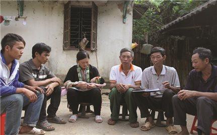 Thực hiện chính sách đối với Người có uy tín ở Lai Châu: Tạo động lực cho sự cống hiến