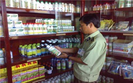 Phú Yên: Hàng loạt cơ sở cung ứng phân bón, thuốc bảo vệ thực vật kém chất lượng