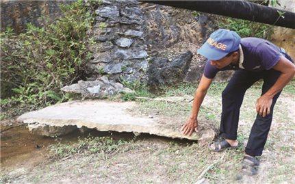 Nghệ An: Câu hỏi đặt ra từ thực trạng đập Khe Ngang