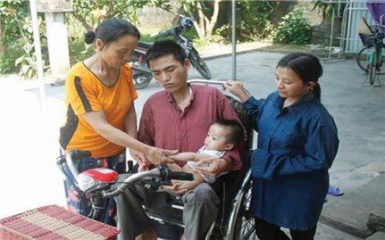 Tấm lòng cao cả của một bà mẹ ở xã Xuân Liên