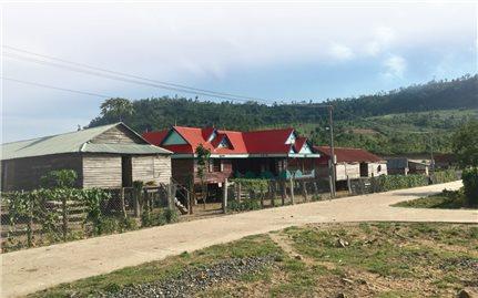 Sức sống mới ở Chư A Thai