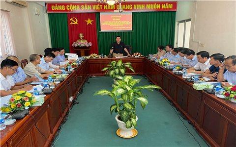 Hội nghị giao ban công tác dân tộc 6 tháng đầu năm 2020 khu vực Tây Nam Bộ