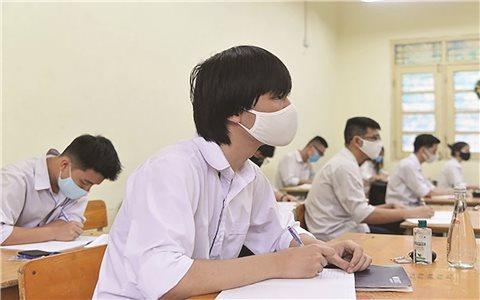 Chuẩn bị các điều kiện tốt nhất cho kỳ thi THPT