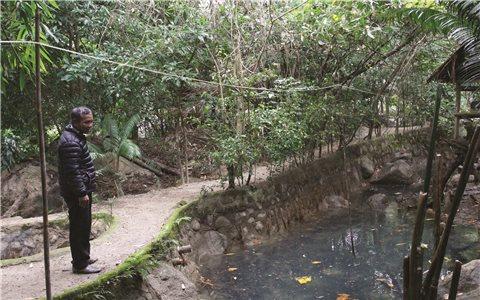 Mô hình làm du lịch sinh thái của già làng Mà A Giá