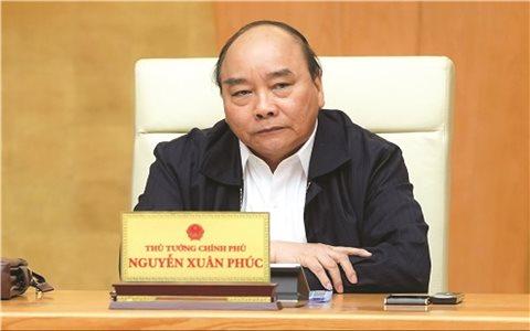 Thủ tướng Nguyễn Xuân Phúc lưu ý nguy cơ dịch bệnh khi mùa Đông cận kề