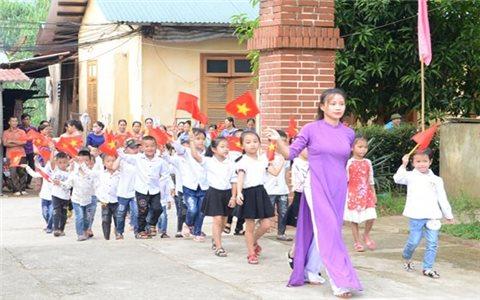 Tuyên Quang: Nỗ lực không ngừng nâng cao chất lượng giáo dục