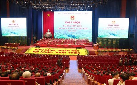 Đại hội Đại biểu toàn quốc các DTTS Việt Nam lần thứ II năm 2020 họp phiên trù bị